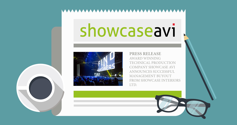 PR: Showcase AVI announces successful management buyout