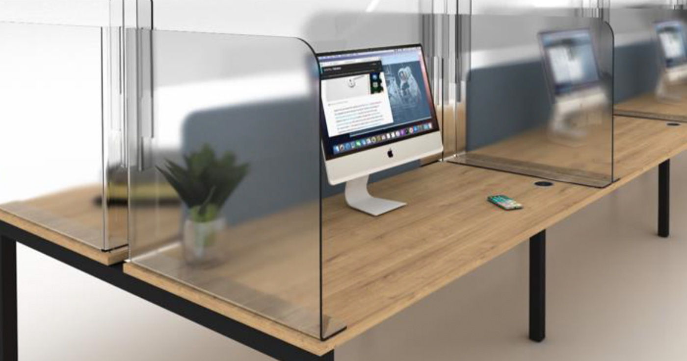 A range of COVID 19  Workplace Solutions