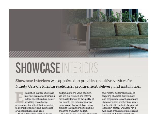 In the Press – Premier Construction August 2021